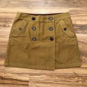 J Crew Skirt Size 10